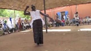 Dansa : Troupe de Kayes (1)