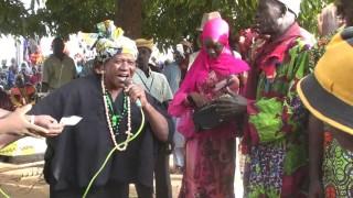 Folklore at a Soninke (Maraka) Festival : Suduwol, Gambia