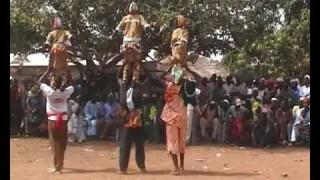 Mendiani Ceremony : Koumana, Guinea